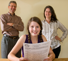 in-home tutoring supports families